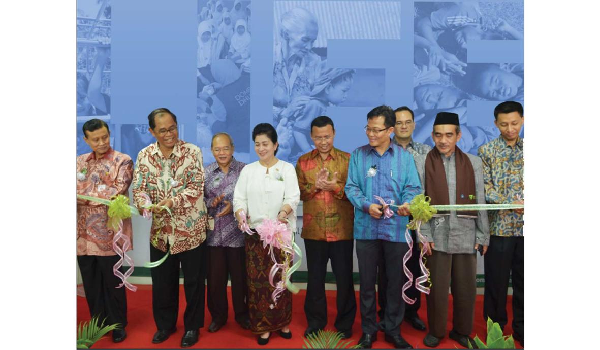Layanan Kesehatan Cuma-Cuma Gerai Sehat Rorotan (LKC GSR) SDG Seminar Indonesia