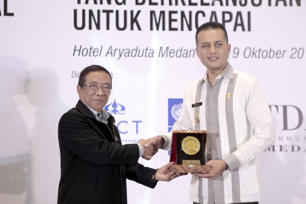 Sustainable Development Goals (SDGs) Seminar and Workshop Roadshow - CSR paud Indonesia