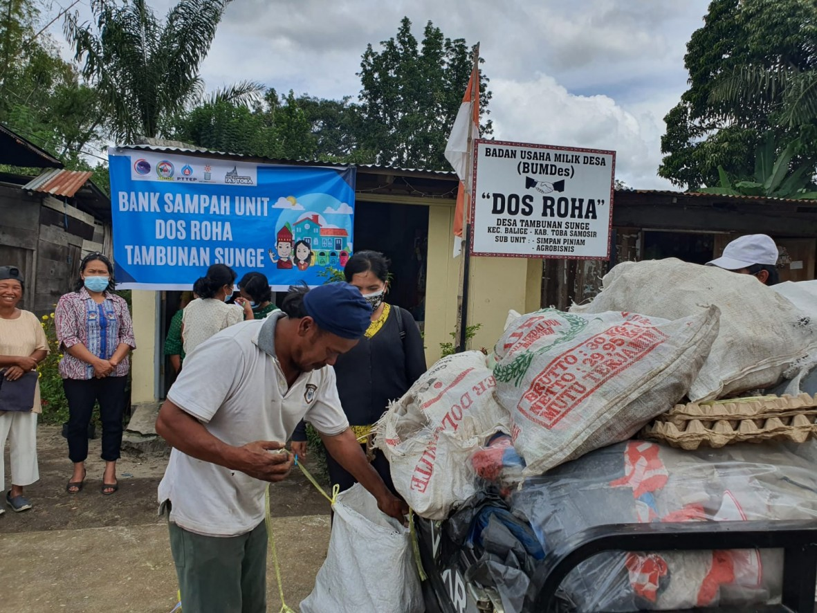 Integrated Waste ManagementCSR paud Indonesia