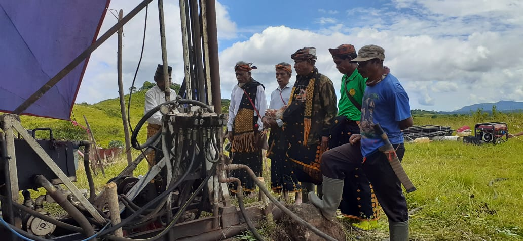 csr kesehatan PTTEP Indonesia Responds to the Clean Water Crisis in NTT