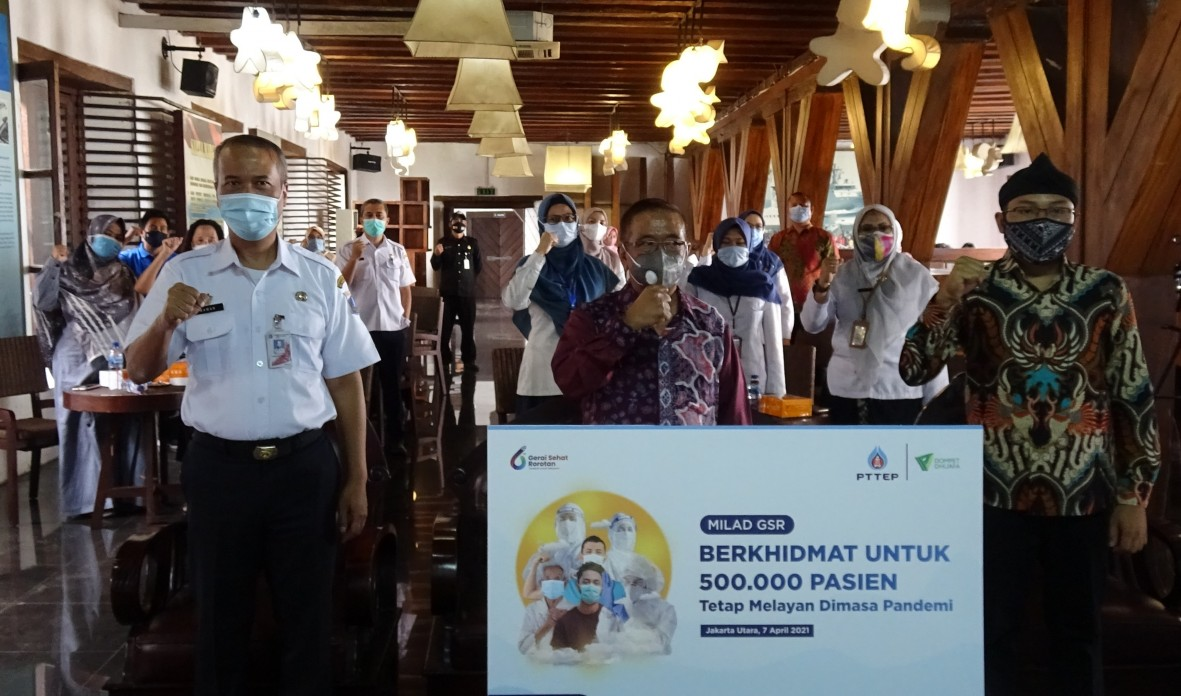 csr kesehatan Aiming for 500,000 Patients – Gerai Sehat Rorotan Distribute High Nutrition Packages to Beneficiaries in North Jakarta