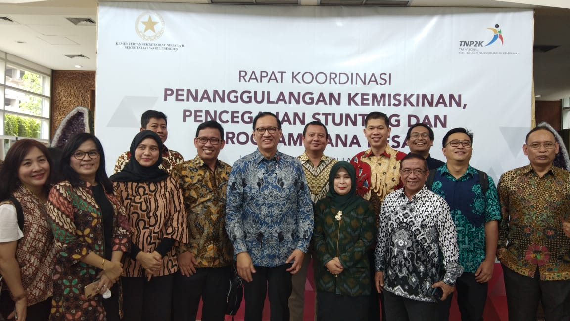 csr kesehatan MOU Signing on Stunting Prevention Program with Secretariat of Vice President (Setwapres)