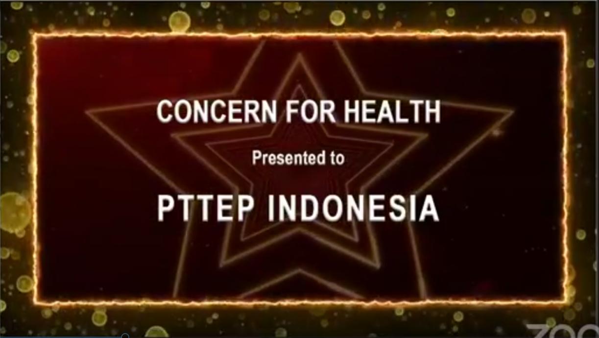 csr kesehatan PTTEP receives The Golden Globe Tigers Awards 2020