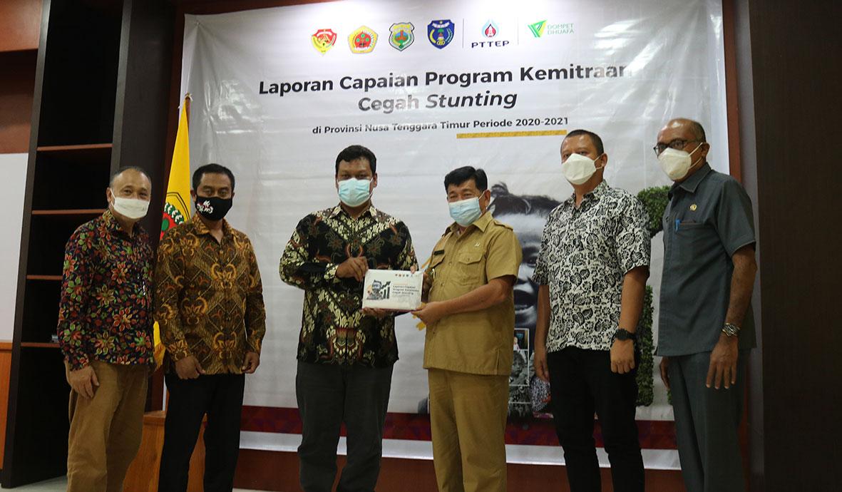 csr kesehatan Monitoring and Evaluation of Stunting Program Achievement in Kupang Regency