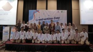 Berita Graduation Day 2019, PTTEP Dompet Dhuafa