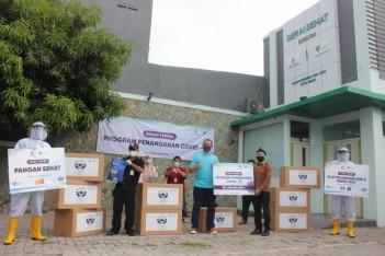 Berita Donation for Gerai Sehat Rorotan (GSR) community
