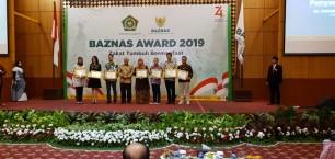 Berita BAZNAS Award 2019