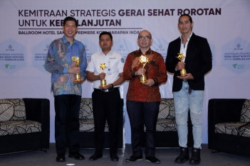 Berita Strategic Partnership for Continuation of Gerai Sehat Rorotan