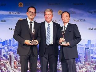 CSR paud project dengan stevie award